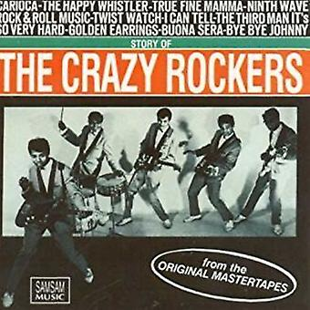 Crazy Rockers - Story of (Best of) [CD] USA import