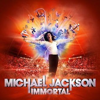 Michael Jackson - Immortal (Deluxe Edition) [CD] USA import