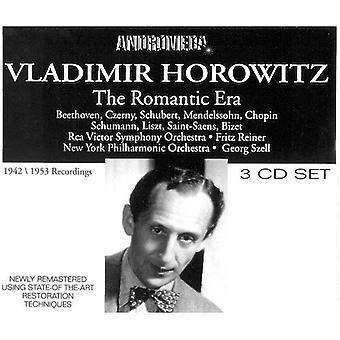 Tschaikowsky / Czerny / Chopin - Vladimir Horowitz- Die Romanti [CD] USA import