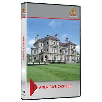 Americas Castles 2: The Age of Invention [DVD] USA import
