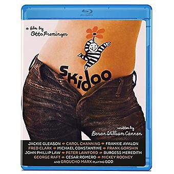 Skidoo [Blu-ray] USA import