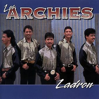 Los Archies - Ladron [CD] USA import