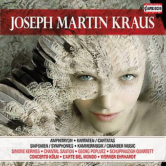 Works By Kraus [CD] USA import