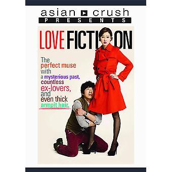 Love Fiction [DVD] USA import