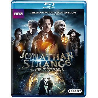 Jonathan Strange & Mr Norrell [BLU-RAY] USA import