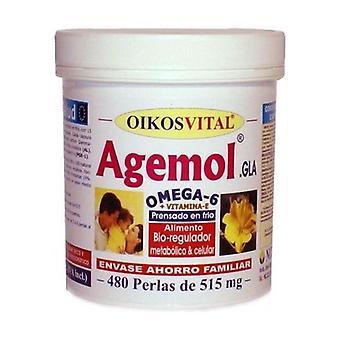 Agemol Omega-6 480 softgels