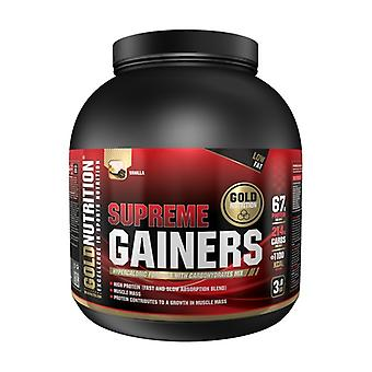 Supreme Gainers 3 kg of powder (Vanilla)