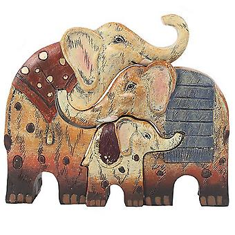 Something Different Elephant Family Decoration