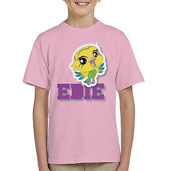 Littlest Pet Shop Edie Smile Kid's T-Shirt