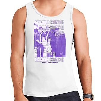Friday Night Dinner Crimble Crumble Men's Vest