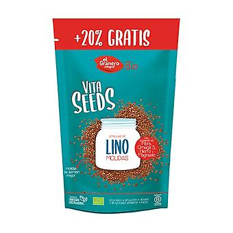 Vitaseeds Ground Linen Bio 300 g