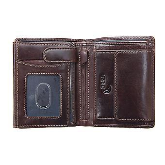 Primehide Portefeuille portefeuille Homme Porte-carte Notecase RFID Blocage Gents 5604