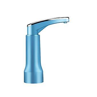 Sähköinen vesipullo annostelija pumppu USB-lataus sininen