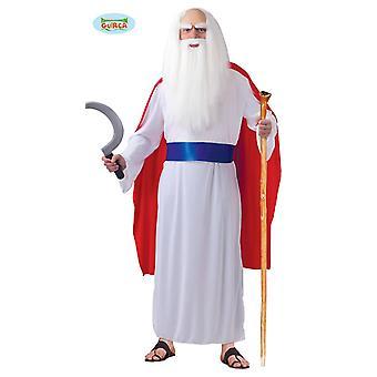 Túnica druida druida traje traje de la talla del cabo