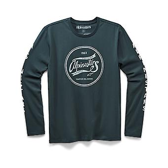 Alpinestars Hoopla Premium Long Sleeve T-Shirt in Spruce