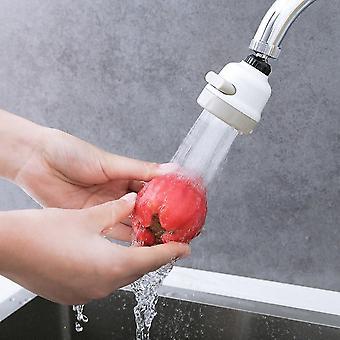 360 Grad Schwenk3 Modi Wasserhahn Sprayer Bubbler - Wasser sparende Kopf Hahn