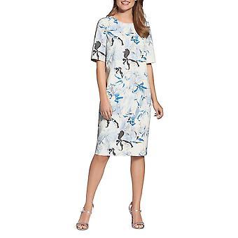 Basler | Floral-Print Shift Dress