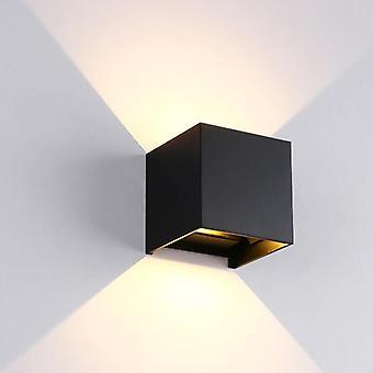 12w Lampy LED - Zewnętrzne wodoodporne światła ścienne Ip65