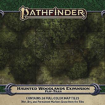 Pathfinder Flip-Tiles - Haunted Woodlands Expansion Pack
