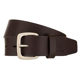 Strellson belts men's belts leather belt Brown 1600