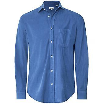 Hartford Regular Fit Corduroy Paul Shirt