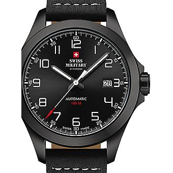 Mens Watch Swiss Military By Chrono SMA34077.04, Automatic, 42mm, 10ATM
