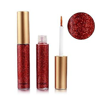 Eyeliner Makeup Cosmetics Shining Glitter Liquid Long Lasting Pencil