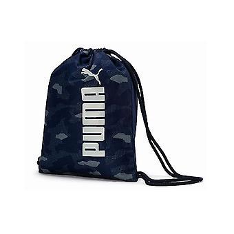 Puma Style Graphic Sports Gymsack Sac à bandoulière Bleu