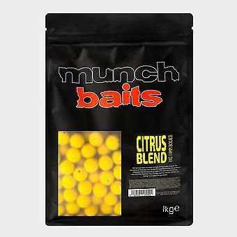 New Munch Citrus Blend Boilies Yellow