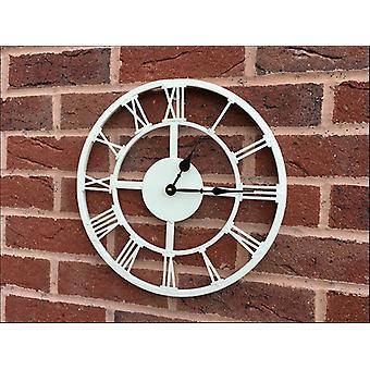 Smart Solar Buckingham Wall Clock 14in 5161020