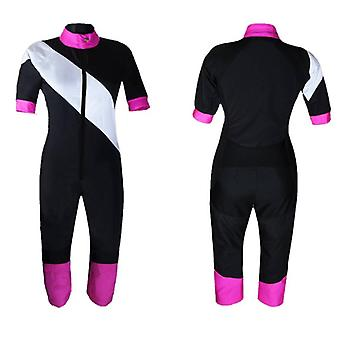 Skydiving summer suit pink s2-01