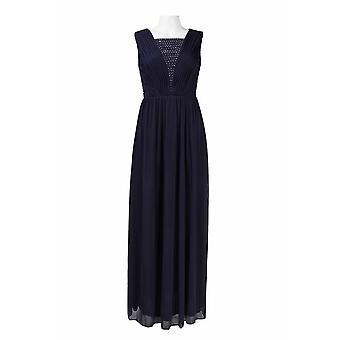 שמלת ערב ללא שרוולים A