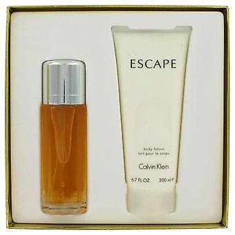 Escape Perfume by Calvin Klein Gift Set