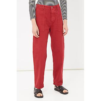 Red Jeans Please Woman