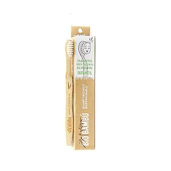 100% Natural Children's Toothbrush None