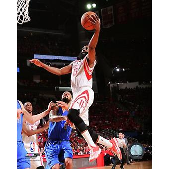 James Harden 2014-15 Playoff Action Photo Print