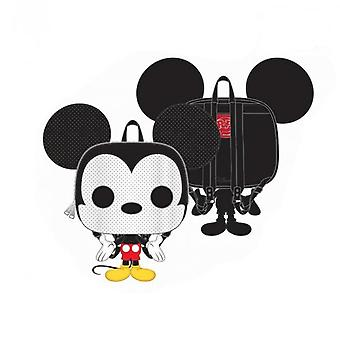 Mickey Mouse Pin Collector Backpack
