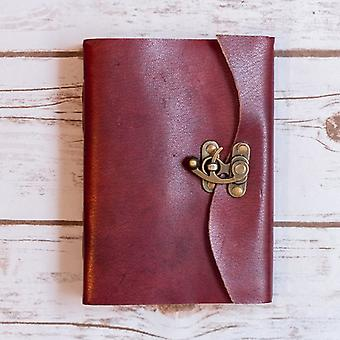 Latch handgemachte Leder Journal