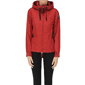 Parajumpers Ezgl578002 Women's Red Polyester Outerwear Jacket