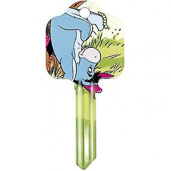 Winnie The Pooh Eeyore UL2 Door Key