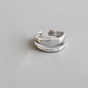 Two Circle Ring