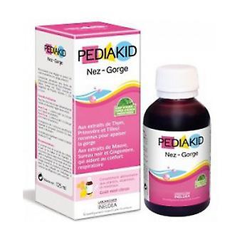 Pediakid nose-throat (honey and lemon flavor) 250 ml