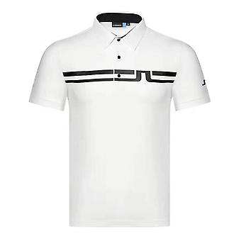 Spring And Summer Golf Clothing Short Sleeve Leisure Quick-drying Breathable