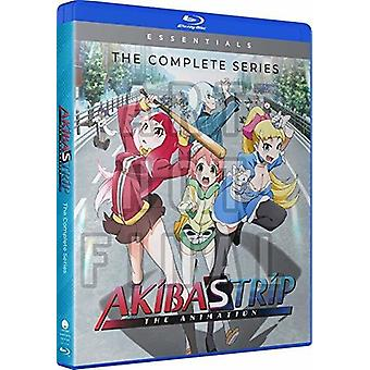 Akiba's Trip: Complete Series [Blu-ray] USA import