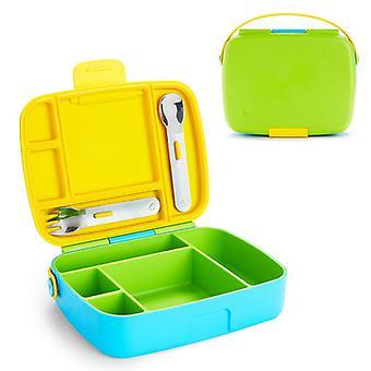 Munchkin bento box multi green