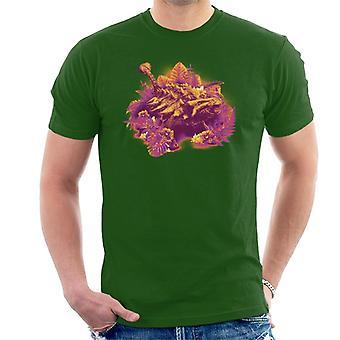 Jurassic Park Ankylosaurus Männer's T-Shirt