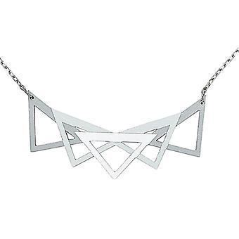 Trojúhelníkový korunní náhrdelník #6120