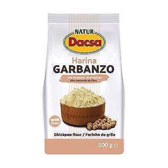 Gluten-free chickpea flour 500 g of powder