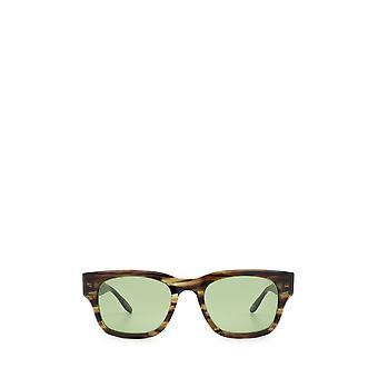 Barton Perreira BP0109 striped havana unisex sunglasses