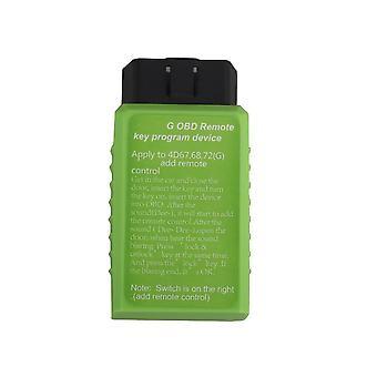 Toyota G és H chip jármű OBD távoli kulcs programozási eszköz és automatikus kulcs